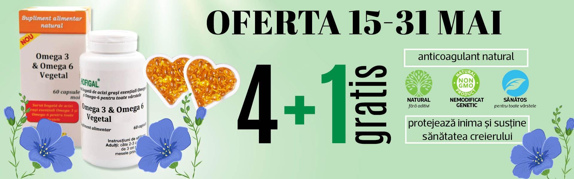 Omega 3 si 6